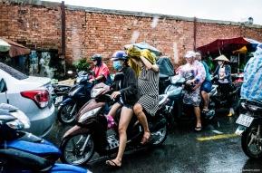 Đối phó với cơn mưa bất chợt, 2017