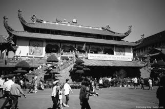 Sáng 01 Tết 2020, chùa Việt Nam Quốc Tự